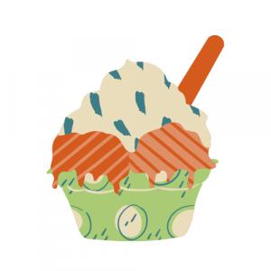 Grazie per averci offerto un gelato - racconti per bambini liberi
