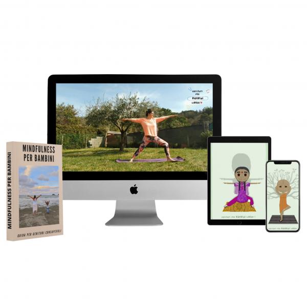Mindfulness per bambini - Guida per genitori consapevoli